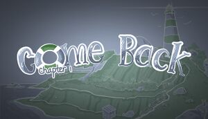Come Back: Chapter 1 cover