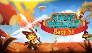 Crazy Dreamz: Best Of cover