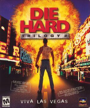 Die Hard Trilogy 2: Viva Las Vegas cover