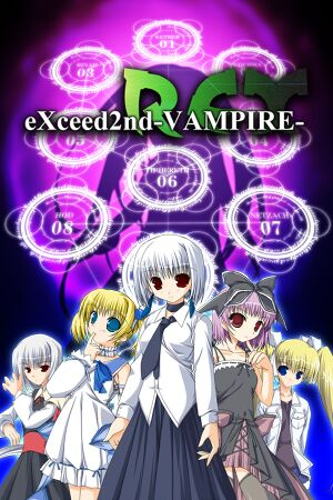 eXceed 2nd - Vampire REX cover