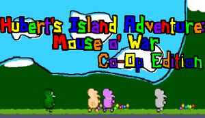 Hubert's Island Adventure: Mouse o' War cover