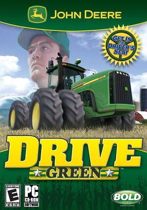 John Deere: Drive Green cover