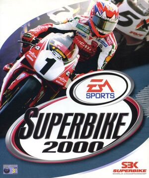 Superbike 2000 cover