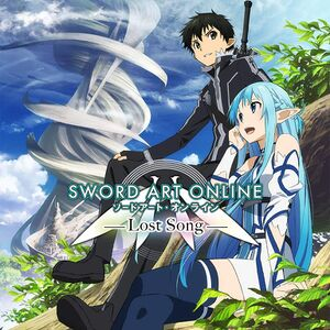 Sword Art Online: Lost Song cover