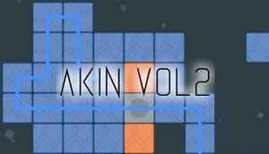 Akin Vol 2 cover