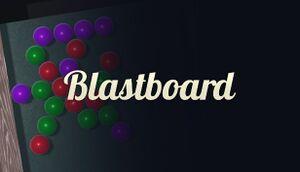 Blastboard cover