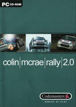Colin McRae Rally 2.0 cover