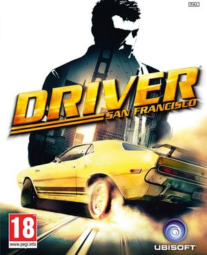 Driver: San Francisco cover