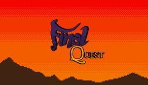 Final Quest cover