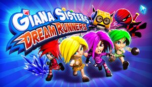 Giana Sisters: Dream Runners cover