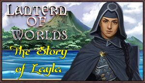 Lantern of Worlds: The Story of Layla cover