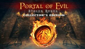 Portal of Evil: Stolen Runes cover