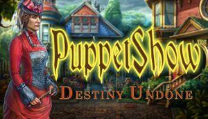 PuppetShow: Destiny Undone cover