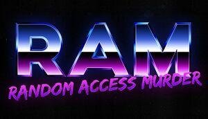 Random Access Murder cover