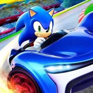 Sonic Racing cover