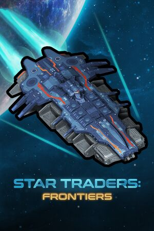 Star Traders: Frontiers cover