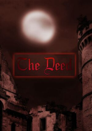 The Deed cover