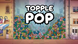 TopplePOP: Bungee Blockbusters cover