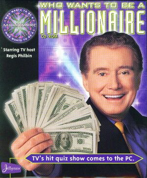 Who Wants To Be A Millionaire (1999) cover