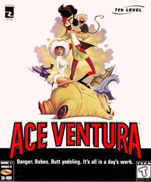 Ace Ventura cover