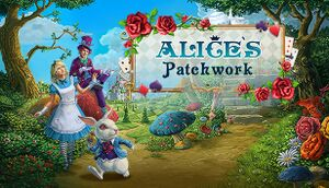 Alice's Patchwork cover