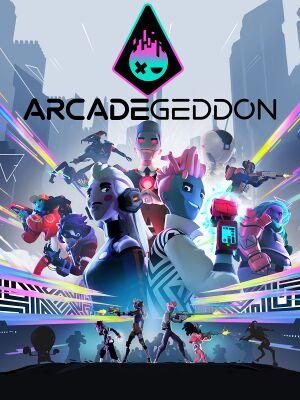 Arcadegeddon cover