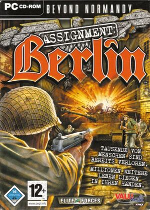 Beyond Normandy: Assignment Berlin cover