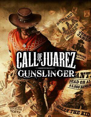 Call of Juarez: Gunslinger cover