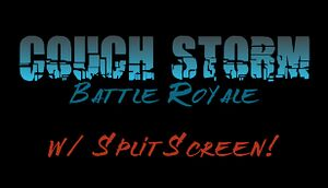 Couch Storm: Battle Royale cover