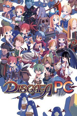 Disgaea PC cover
