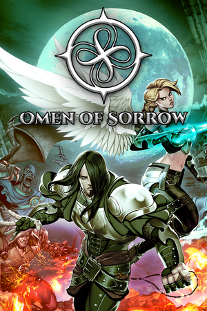 Omen of Sorrow cover