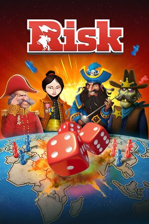 Risk: Global Domination cover