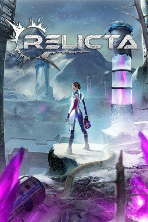 Relicta cover