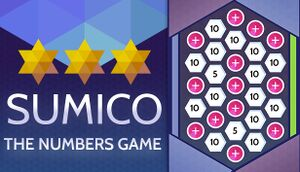 Sumico - The Numbers Game cover