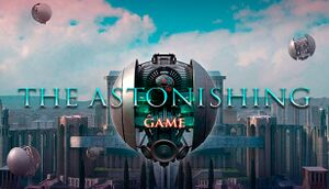 The Astonishing Game cover