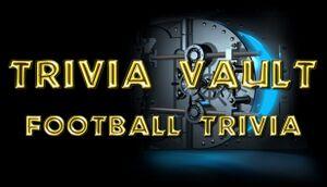 Trivia Vault: Football Trivia cover