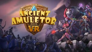 Ancient Amuletor VR cover