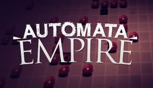 Automata Empire cover