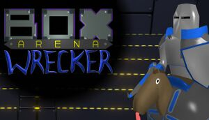 Boxwrecker Arena cover