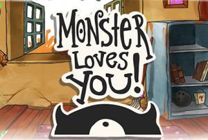 Monster Loves You! cover