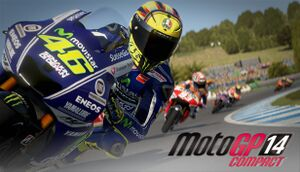 MotoGP 14 Compact cover