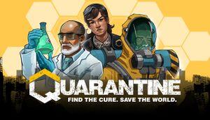 Quarantine cover