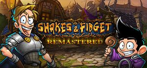 Shakes and Fidget Remastered cover