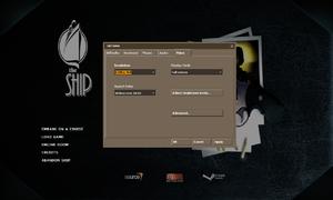 In-game general video settings