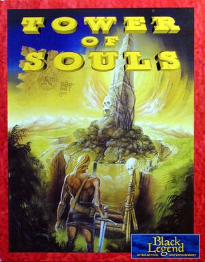 Tower of Souls cover