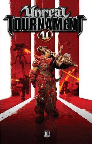 Unreal Tournament 3 cover