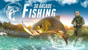 3D Arcade Fishing cover