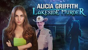 Alicia Griffith - Lakeside Murder cover