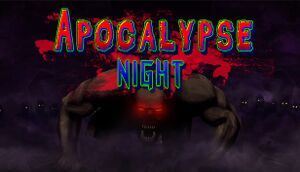 Apocalypse Night cover