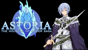 Astoria: The Holders of Power Saga cover
